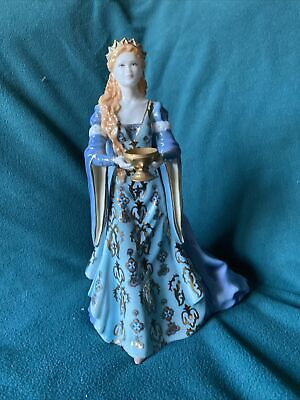 Royal Worcester Figurine The Chalice Of Love'  Limited Edition  • 225.50£