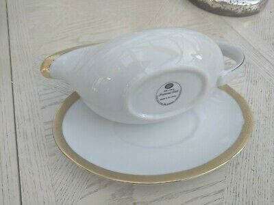 Boots Imperial Gold Gravy Boat • 65£