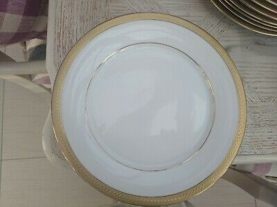 Boots Imperial Gold Dinner Plate • 25£