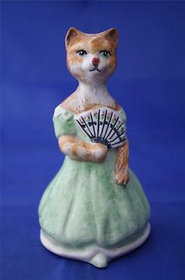 Bairstow Manor Rosie Cat Figure - Manor Collectables - New • 39.95£