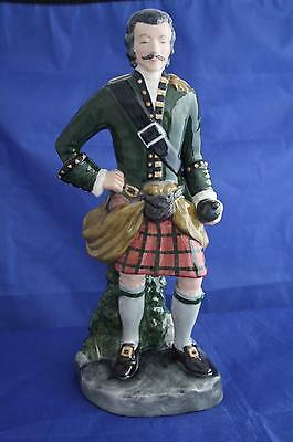 Bairstow Manor Hand-made Prototype Scottish Laird Figurine - New • 95£