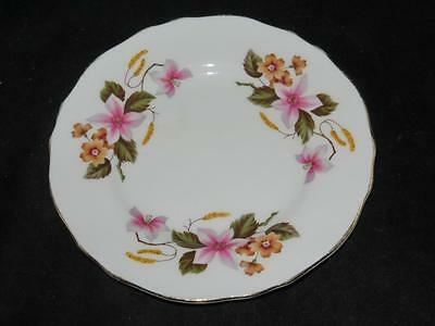 REPLACEMENT CHINA Crown Staffordshire Side Plate 'WINDERMERE' Pattern • 1.99£