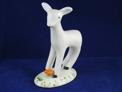 1930's Midwinter Larry The Lamb Pottery Figure • 14.95£
