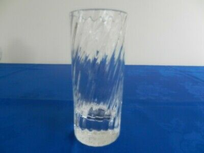 Dartington? Ripple? Vase Approx. 15cms Tall • 14.99£