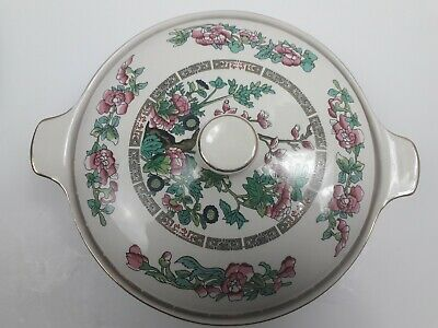 Lord Nelson Pottery Vegetable Dish With Lid.  • 14£