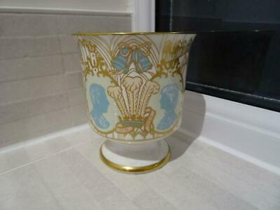 Coalport L/E Goblet 1981 Marriage Of Charles & Diana • 6.95£