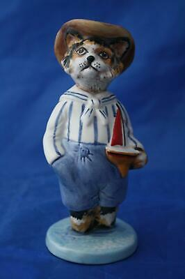 Bairstow Manor Tom Cat Figure - Manor Collectables - New • 37.95£