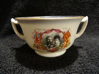 Ivelcon George V Beef Beverage Coupe For The 1911 Coronation • 9.95£