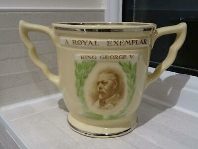 Fine Royal Doulton King George V Loving Cup  A Royal Exemplar  • 29.95£