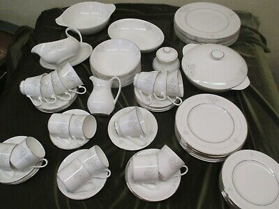 Fine Selection Of Royal Doulton China Dinner/teaware Mystique Most Items Unused • 4£