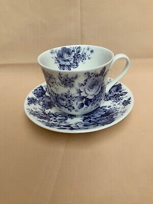 Roy Kirkham English Chintz Breakfast Cup And Saucer • 5.10£