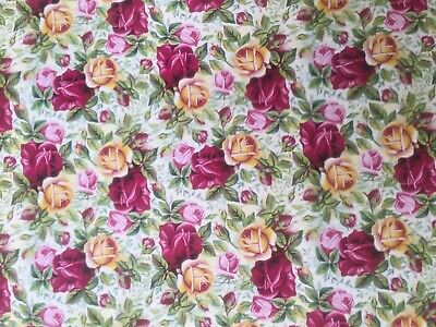 Royal Albert Old Country Roses Chintz  Table Mats Place Mats Large 2002 • 20£