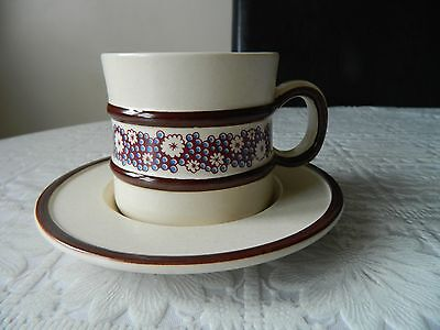 Vintage Carlton Ware Cup And Saucer • 4.99£