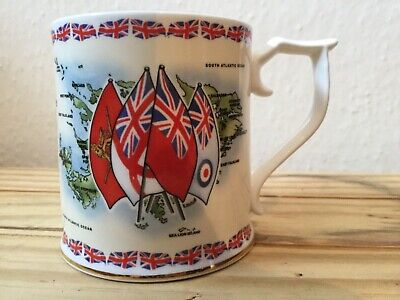 Sutherland - 20th Anniversary Of Falklands Victory Commemorative Mug/Tankard • 6.99£