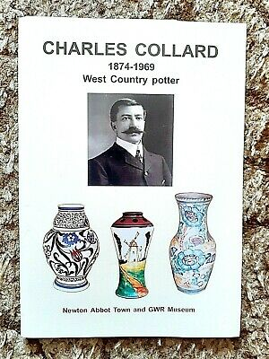 Charles Collard - 1874-1969 - West Country Potter • 4.75£