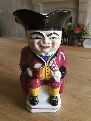 Old Character Toby Jug Made In England • 1.99£