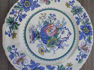4 X 10 In Dinnerplates Masons Strathmore • 22£