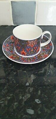Dunoon Snakeshead Cup And Saucer In Vgc • 7.50£