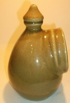 Unbranded  Pottery Salt Pig - Nice Piece - Sensible Price. • 4.75£