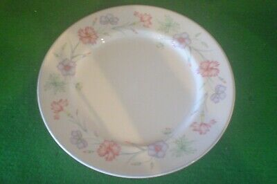 Boots Co  Carnation   Large Dinner Plate  10 Inches • 6£