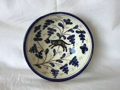 Italian Maiolica Small Dish In Style Of Firenze Florence Probably 19th Century • 3.70£
