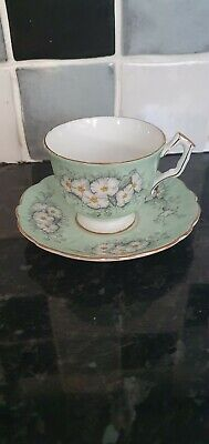Very Pretty Vintage Aynsley Bone China Cup And Saucer  • 5.99£