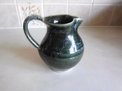 Scottish Pottery Jug . Made By The Lochbroom Pottery • 3.99£