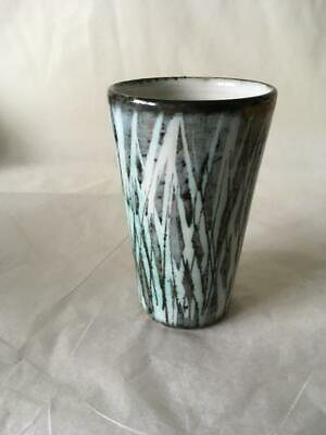 Early 1950's Rye Pottery Beaker • 4.99£