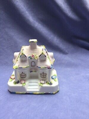 Coalport Keepers Cottage 1964-90 England Perfect • 9.99£