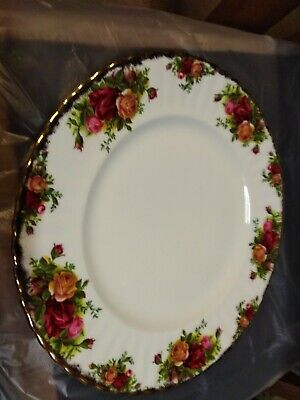 Royal Albert Old Country Roses Large Dinner Plate 26.5cm Vgc • 5.50£