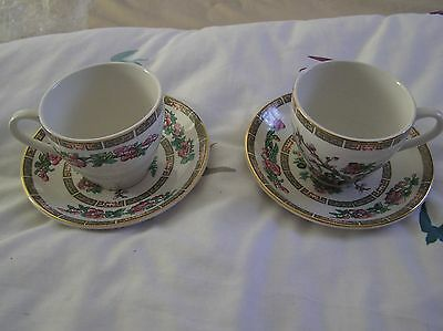 A Pair Of Vintage Lord Nelson China Cups And Saucers  • 9.99£