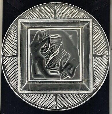 Stunning Lalique Pin Dish- Signed • 125£