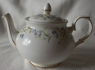 Duchess Harebell, Bone China, Small Teapot, Used In Very Good Condition • 22.50£