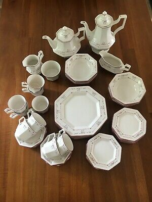 55 Piece Johnson Brothers Madison Crockery • 29.99£
