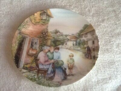 Lovely Royal,doulton Collectors Plate  The Lacemaker  By Susan Neale • 1.50£