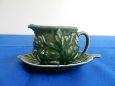 Vintage Sylvac Mint Sauce Boat And Stand No. 4683 • 14.99£