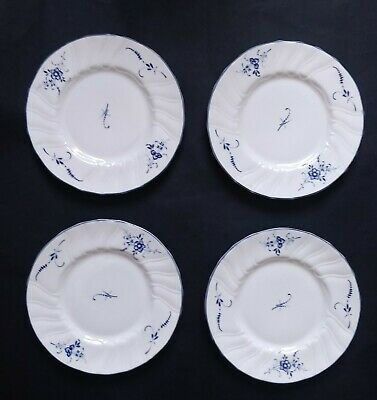 Villeroy & Boch Vieux Luxembourg Side Plates X 4 • 19.95£