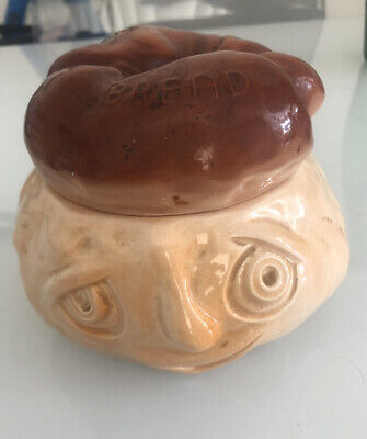 Pottery Face - Bread Sauce By Sylcac  • 10£
