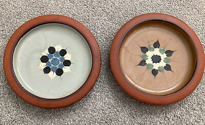 2 Tenby Pottery Wales Welsh Studio Small Pin Dish • 5£