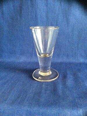 Antique Victorian Two Penny Lick Glass • 9.99£