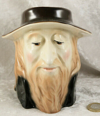 Kingston Pottery Charles Dickens Fagan Large Toby Character Jug  • 7£