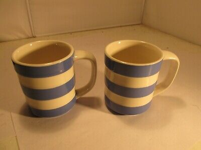 T G Green Pair Of Pottery Cups • 1.75£