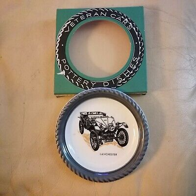 Veteran Cars Pottery Dish By Wade. NO OVERSEAS POSTAGE. • 5£