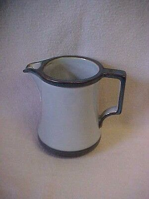 B & G Bing & Grondahl Pitcher Coffee Pot W/no Lid~TEMA Pattern~6 1/2  H • 10.73£
