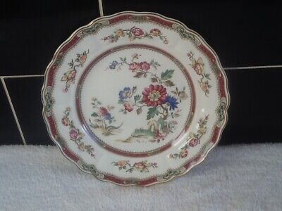 Lovely Marlborough/gridley China  Connaught  Pattern Plate Nice Piece • 1.50£