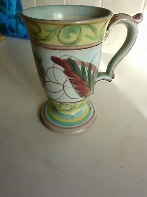 Denby Large Tankard Signed By Glynn Colledge • 6.99£