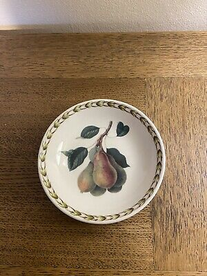 The Royal Horticultural Society Hooker's Fruit Queen's Collection Pin Dish Pears • 2.99£