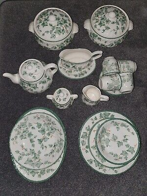 Bhs Country Vine Dinner Set Collection- Never Used *xmas* • 130£