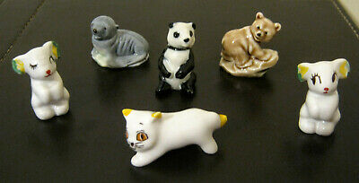 Wade Whimsies X6 First Whimsies & Minikins Excellent Condition. • 5£