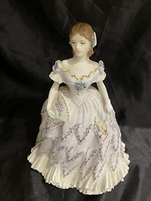 Royal Worcester Limited Edition Figurine The Last Waltz • 49.99£